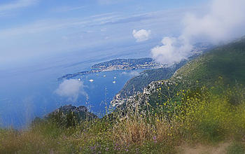 Luxury real estate sector on the Côte d'Azur